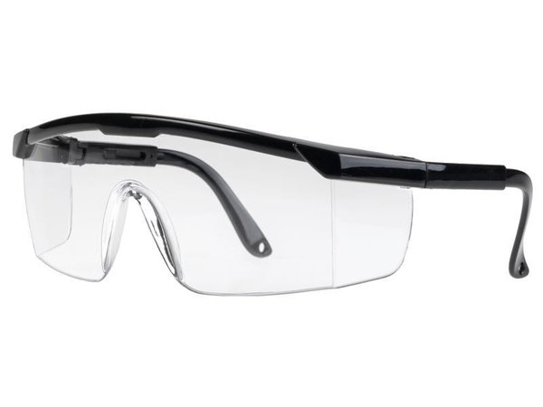 Schutzbrille easy Transparent